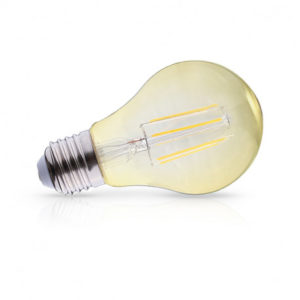 Ampoule LED E27 6W Golden