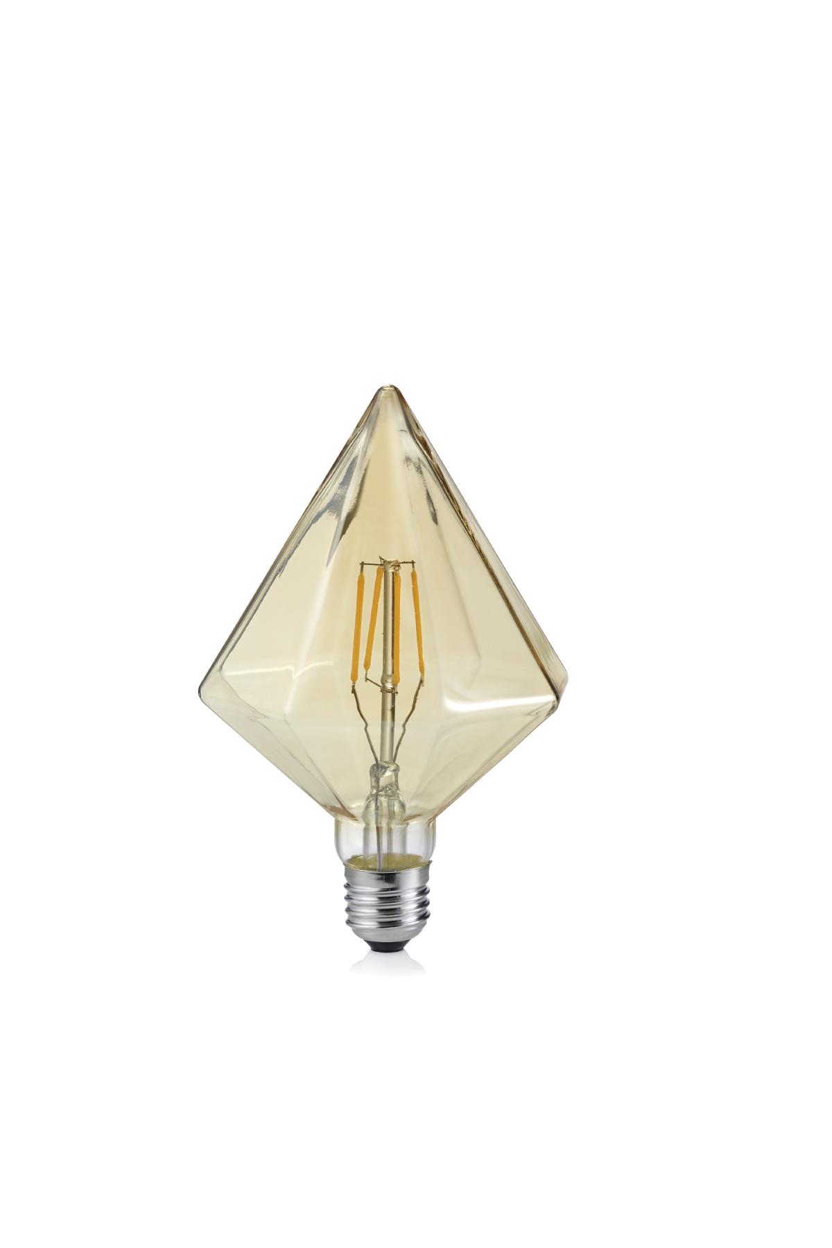 ampoule LED cristal