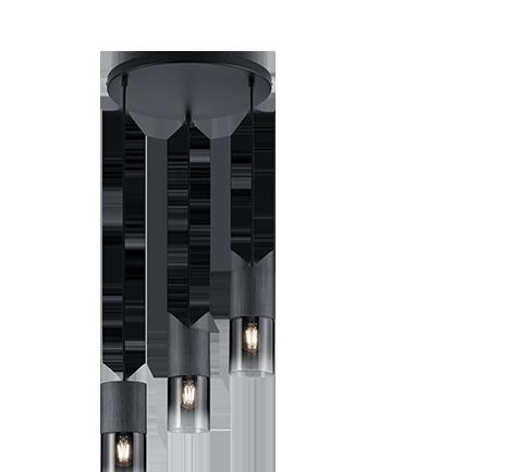suspension led robin x3