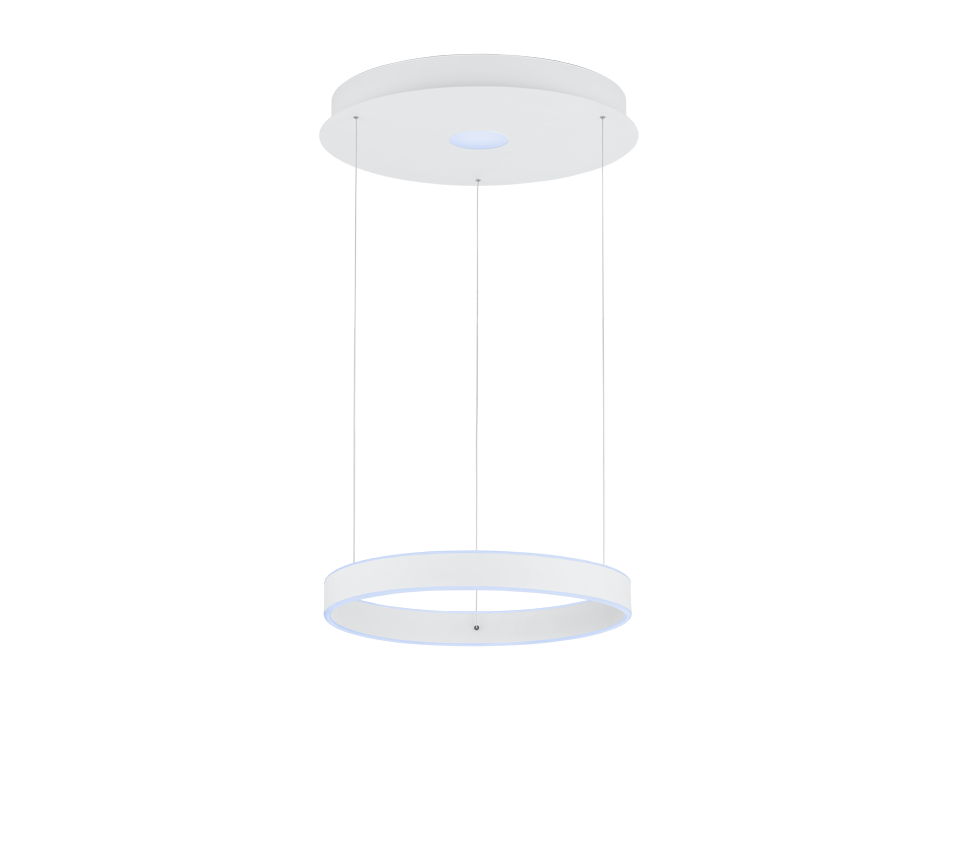 Suspension ronde 45W 1x SMD LED, 1x 4000lm, 4000K LOGAN