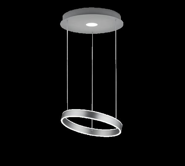 Suspension ronde 45W 1x SMD LED, 1x 4000lm, 3000K LOGAN