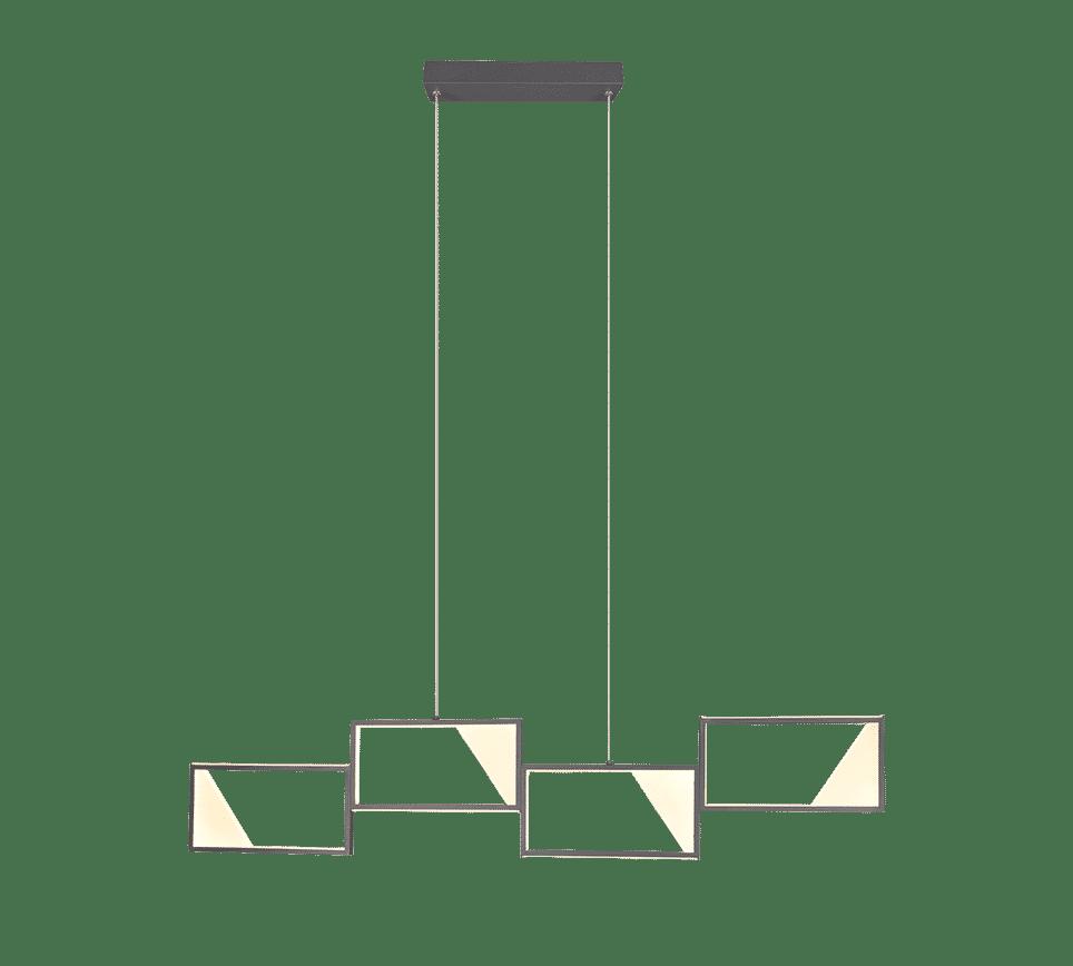 Suspension SMD LED, 28W · 1x 2800lm, 3000K CAFU