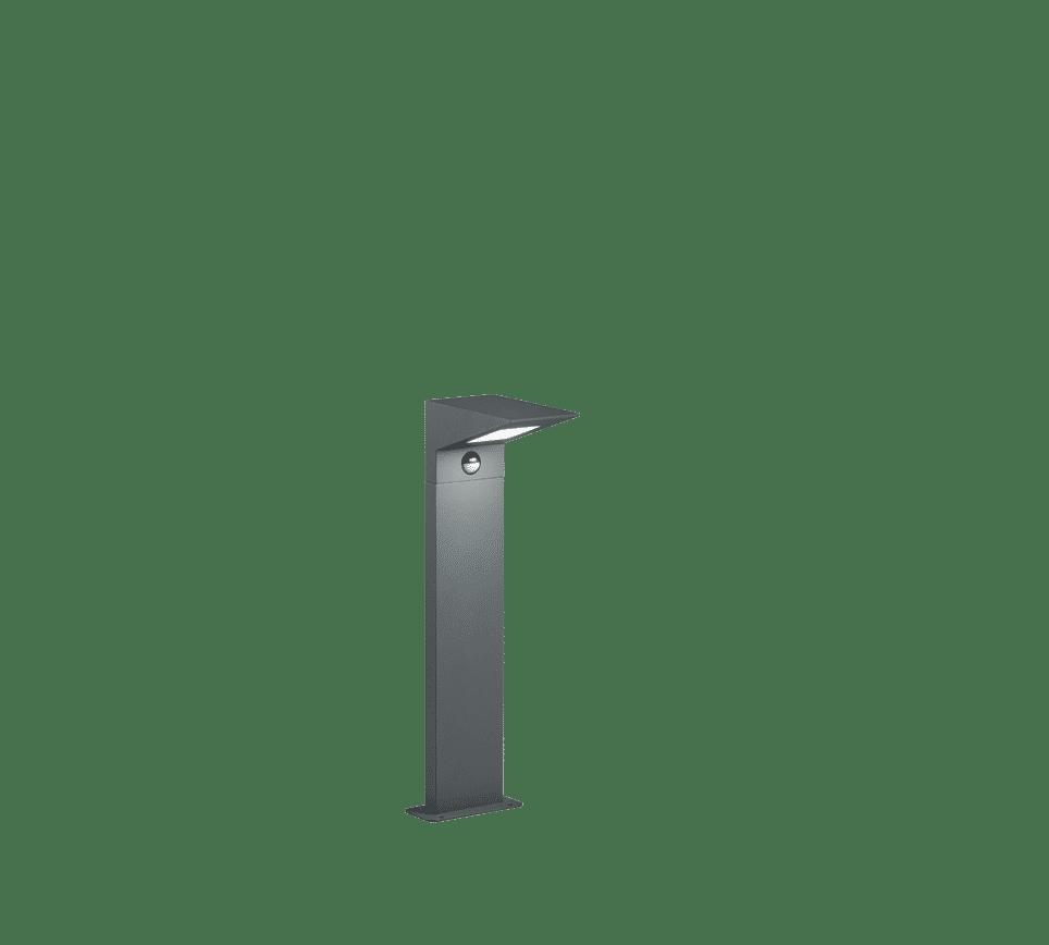 poteau exterieur detecteur de mouvement NELSON