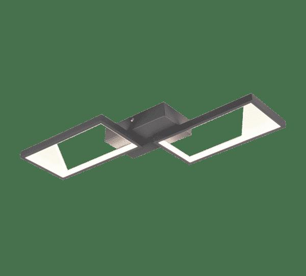 Plafonnier & Applique murale SMD LED, 14W · 1x 1400lm, 3000K CAFU