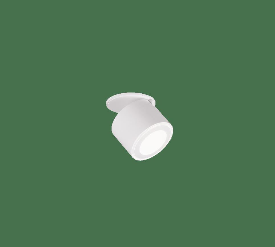 Plafonnier spot SMD LED, 3,5W · 1x 340lm, 3000K incl. 1x SMD LED, 1,5W · 1x 110lm, 3000K TAURUS