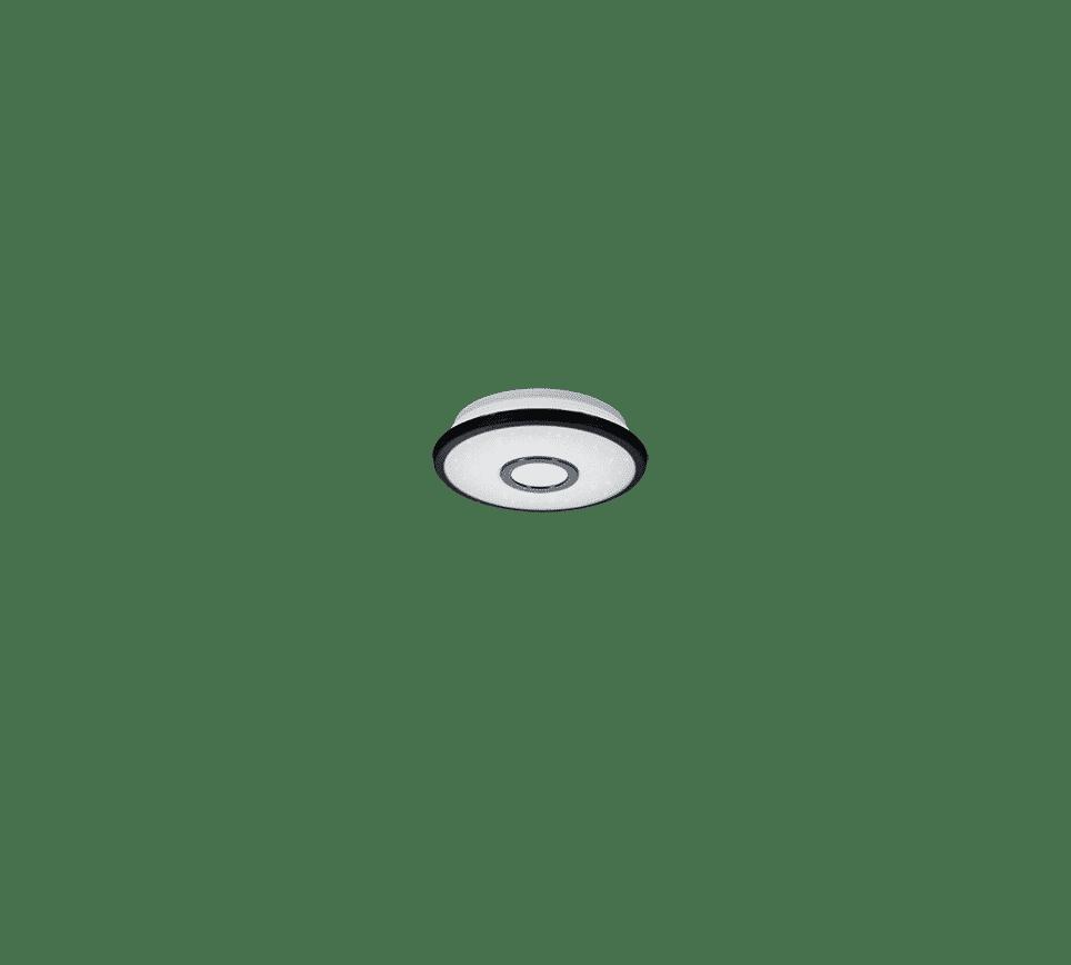 Plafonnier rond SMD LED, 12W · 1x 1050lm, 3000K OKINAWA