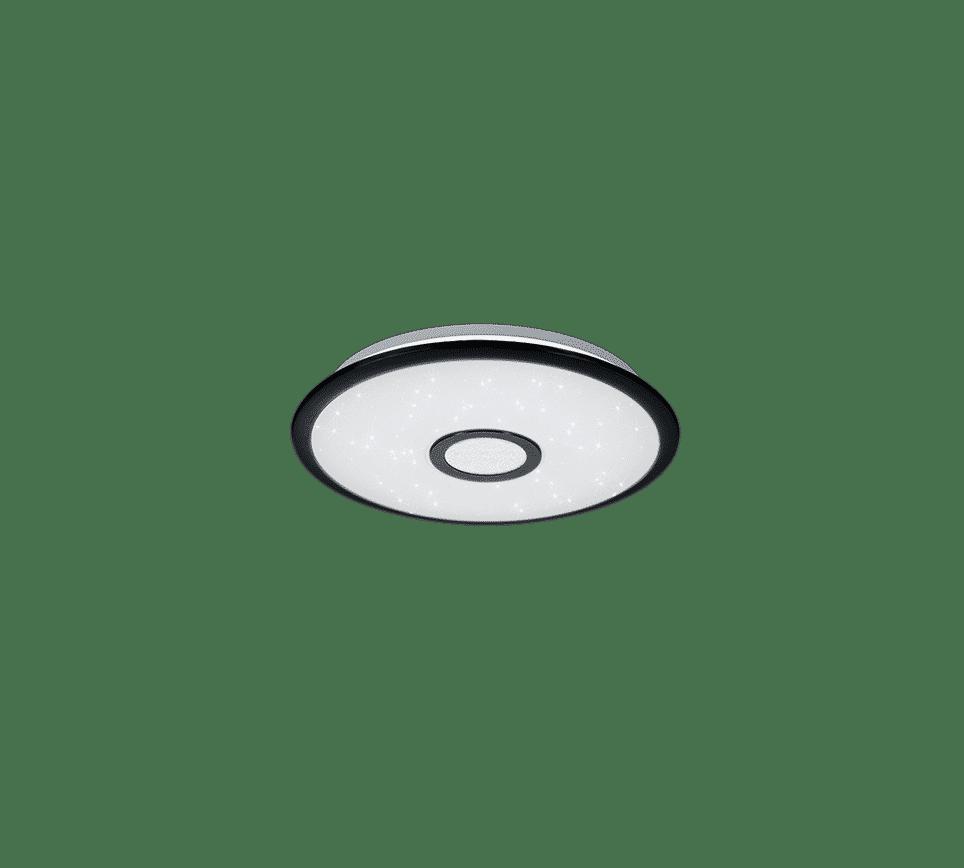 Plafonnier rond SMD LED, 18W · 1x 1800lm, 3000 – 5500K OKINAWA