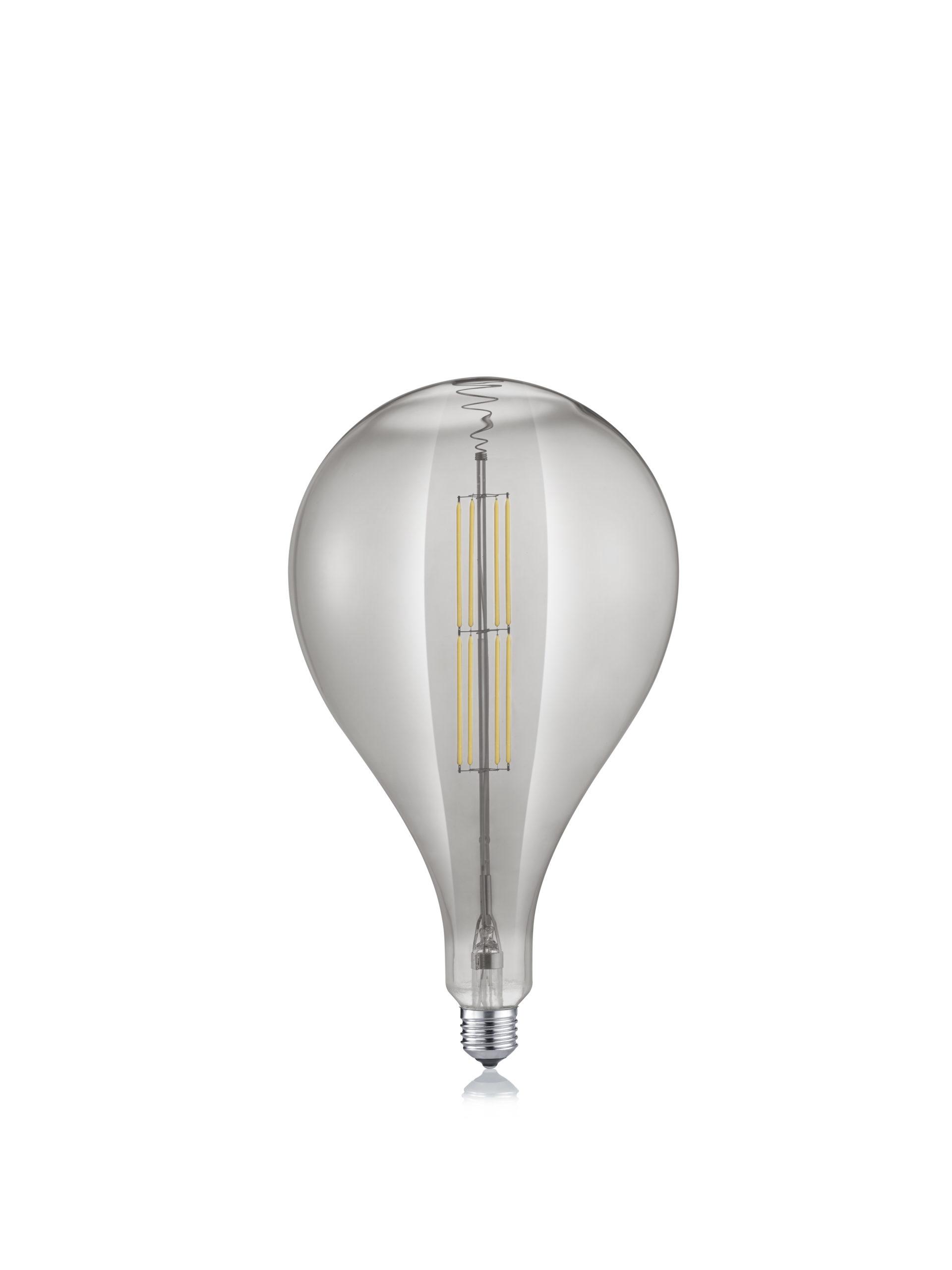 Ampoule LED E27, 8W · 260lm, 2700K GLOBE