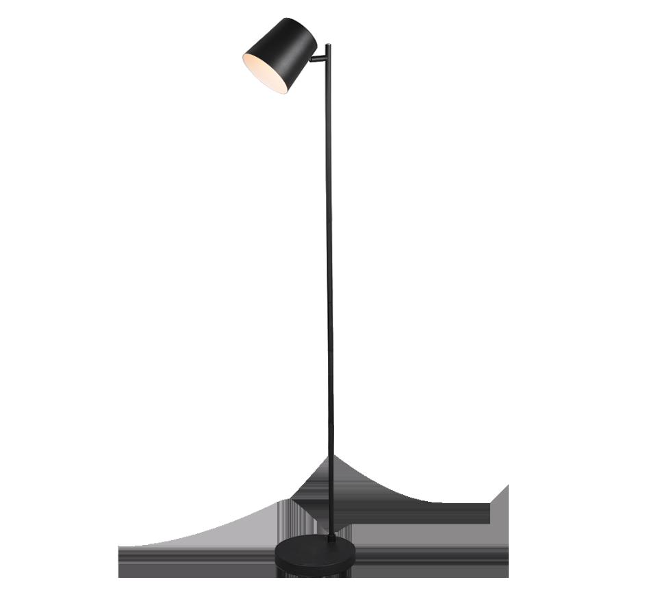 Lampadaire 1x SMD LED, 4,5W · 1x 350lm, 3000K BLAKE NOIR