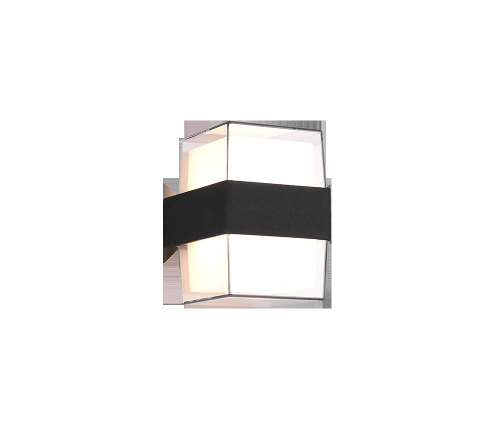 Applique extérieur Design SMD LED, 4,6W · 1x 550lm, 3000K