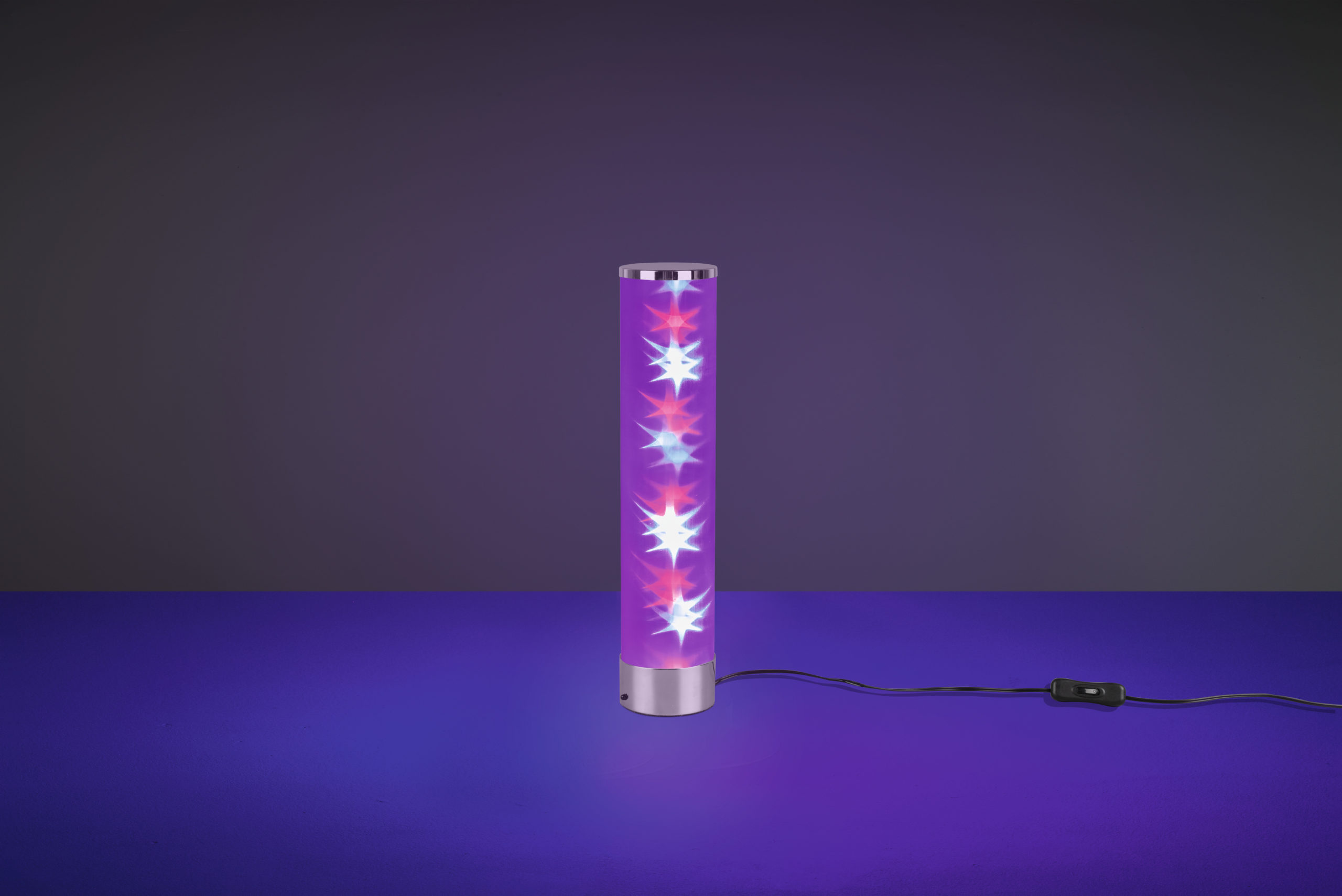 Lampe de table RGBW SMD LED, 1,5W · 1x 50lm, 3000K