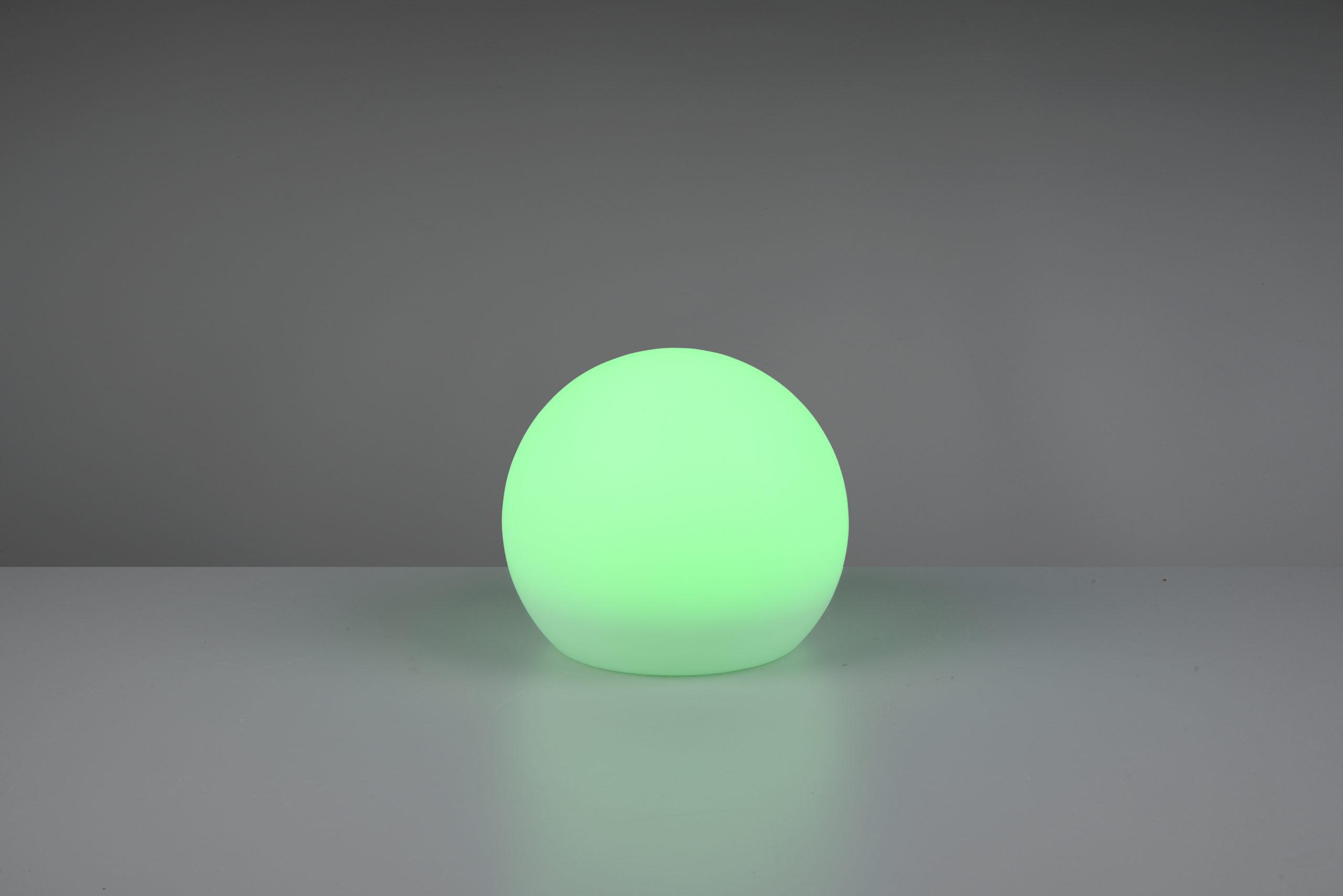 Lampe de table extérieur RGB, Solaire, version petite