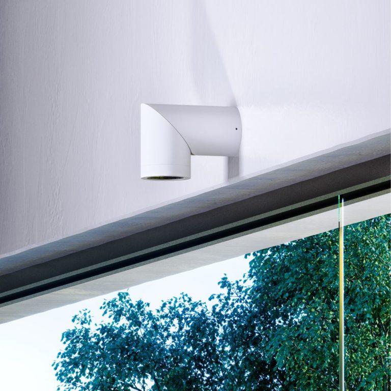 Spot Noir 7W 110-240V 35º LED BRIDGELUX 4.000K