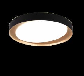 Plafonnier rond SMD LED, 24W · 1x 2000lm, 2700 ZETA
