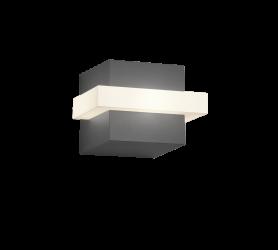 Applique extérieur Design carré SMD LED, 7,5W · 750lm, 3000K