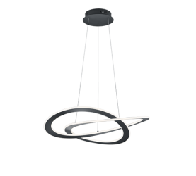 suspension anthracite led