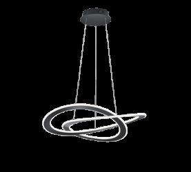 suspension anthracite led