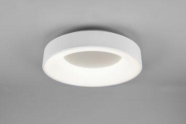 Plafonnier Design rond SMD LED · 27W · 3200lm · 4000K · Blanc