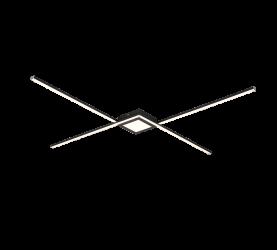 Plafonnier 1x SMD LED, 27W · 1x 3000lm, 3000K OXFORD