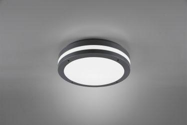 Plafonnier Extérieur SMD LED – IP54 – 12W – 1000lm – 3000K