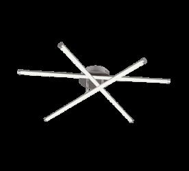 Plafonnier SMD LED, 8W · 3x 1000lm, 3000 – 6000K SMARGHARD