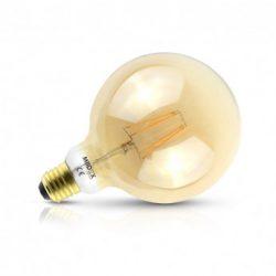 ampoule-led-e27-g125-filament-8w-dimmable-2700°k