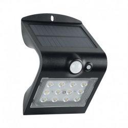 applique-murale-led-solaire-15w-4000°k-noir-détecteur