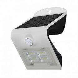 applique-murale-led-solaire-2w-4000°k-blanc-détecteur