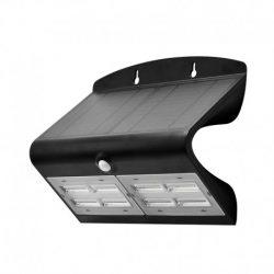 applique-murale-led-solaire-68w-4000°k-noir-détecteur