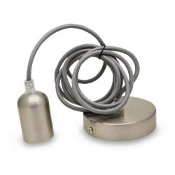 douille-e27-metal-cylindre-rond-brosse-nickel-cable-2-m