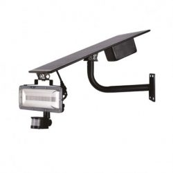 projecteur-led-solaire-40w-4000°k-ip65-détecteur
