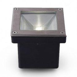 spot-led-encastrable-sol-carré-inox-5w-4000°k