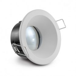 support-de-spot-basse-luminance-bbc-rond-etanche-blanc-ø85-ip65-detail