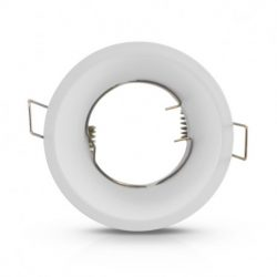 support-de-spot-basse-luminance-rond-blanc-ø83-ip20-detail